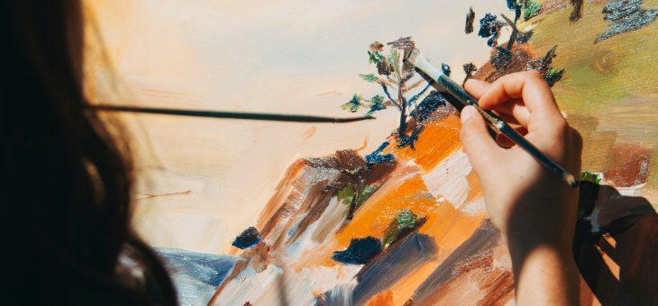 Мастеркласи олійного живопису для дорослих